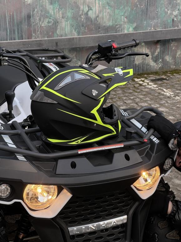 Катання на квадроциклі з інструктором у Тернополі